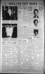 Holland City News, Volume 92, Number 23: June 6, 1963