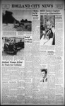 Holland City News, Volume 92, Number 28: July 11, 1963