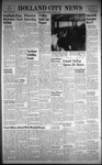Holland City News, Volume 92, Number 39: September 26, 1963 by Holland City News