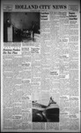Holland City News, Volume 92, Number 40: October 3, 1963 by Holland City News