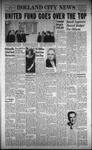 Holland City News, Volume 92, Number 44: October 31, 1963 by Holland City News