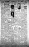 Holland City News, Volume 93, Number 14: April 2, 1964