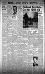 Holland City News, Volume 93, Number 16: April 16, 1964