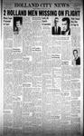 Holland City News, Volume 93, Number 18: April 30, 1964