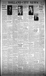 Holland City News, Volume 93, Number 22: May 28, 1964