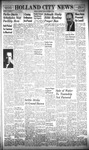 Holland City News, Volume 94, Number 37: September 16, 1965