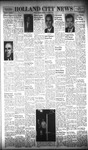 Holland City News, Volume 94, Number 38: September 23, 1965 by Holland City News