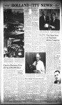 Holland City News, Volume 94, Number 51: December 23, 1965 by Holland City News