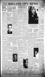 Holland City News, Volume 95, Number 22: June 2, 1966