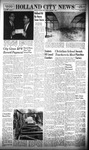 Holland City News, Volume 95, Number 44: November 3, 1966 by Holland City News
