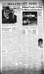 Holland City News, Volume 95, Number 47: November 24, 1966