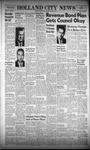 Holland City News, Volume 96, Number 3: January 19, 1967