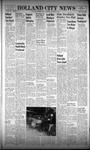 Holland City News, Volume 96, Number 41: October 12, 1967