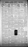 Holland City News, Volume 96, Number 45: November 9, 1967 by Holland City News