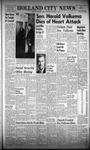 Holland City News, Volume 96, Number 51: December 21, 1967 by Holland City News