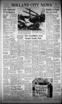 Holland City News, Volume 96, Number 52: December 28, 1967 by Holland City News