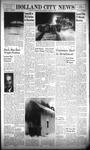 Holland City News, Volume 97, Number 1: January 4, 1968