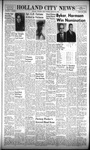 Holland City News, Volume 97, Number 4: January 25, 1968