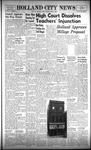 Holland City News, Volume 97, Number 14: April 4, 1968