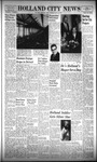 Holland City News, Volume 97, Number 21: May 23, 1968