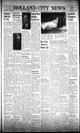Holland City News, Volume 98, Number 8: February 20, 1969