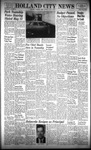 Holland City News, Volume 98, Number 19: May 8, 1969