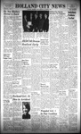 Holland City News, Volume 98, Number 41: October 9, 1969 by Holland City News