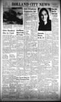 Holland City News, Volume 98, Number 49: December 4, 1969 by Holland City News