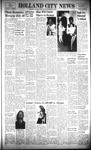 Holland City News, Volume 99, Number 5: January 29, 1970