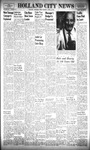 Holland City News, Volume 99, Number 14: April 2, 1970