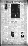 Holland City News, Volume 99, Number 17: April 23, 1970
