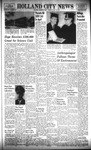 Holland City News, Volume 99, Number 20: May 14, 1970
