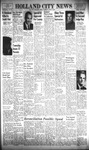 Holland City News, Volume 99, Number 24: June 11, 1970