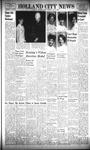 Holland City News, Volume 99, Number 28: July 9, 1970