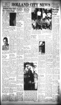 Holland City News, Volume 99, Number 37: September 10, 1970 by Holland City News