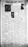 Holland City News, Volume 99, Number 40: October 1, 1970 by Holland City News