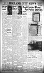 Holland City News, Volume 99, Number 46: November 12, 1970 by Holland City News