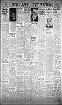 Holland City News, Volume 100, Number 3: January 21, 1971