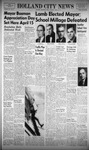 Holland City News, Volume 100, Number 14: April 8, 1971