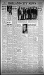Holland City News, Volume 100, Number 17: April 29, 1971