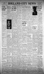 Holland City News, Volume 100, Number 27: July 8, 1971