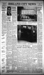 Holland City News, Volume 101, Number 10: March 9, 1972