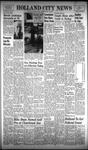 Holland City News, Volume 101, Number 15: April 13, 1972