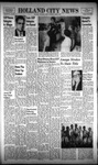 Holland City News, Volume 101, Number 23: June 8, 1972