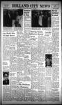 Holland City News, Volume 101, Number 25: June 22, 1972