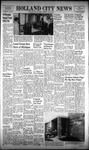 Holland City News, Volume 101, Number 26: June 29, 1972