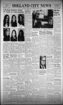 Holland City News, Volume 102, Number 4: January 25, 1973