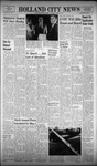 Holland City News, Volume 103, Number 17: April 25, 1974