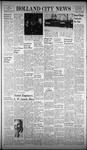 Holland City News, Volume 103, Number 47: November 21, 1974
