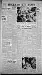 Holland City News, Volume 105, Number 38: September 16, 1976 by Holland City News